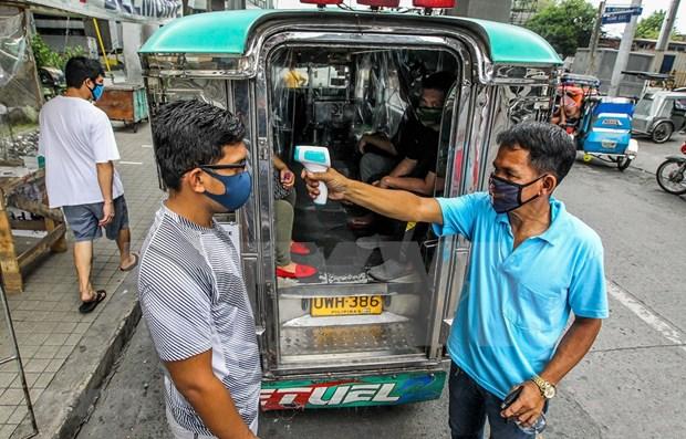 Filipinas e Indonesia continuan reportando miles de nuevos casos del COVID-19 por dia hinh anh 1