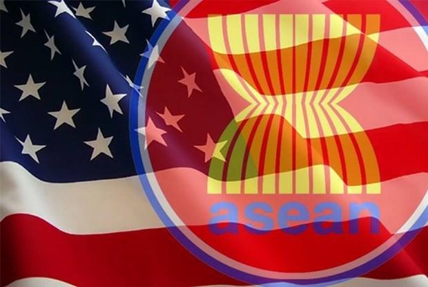 ASEAN y Estados Unidos firman acuerdo de cooperacion hinh anh 1