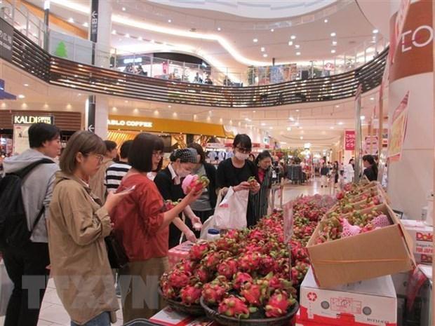 Exportacion agricola de Vietnam disfruta incentivos arancelarios del EVFTA hinh anh 1