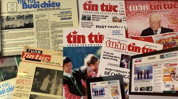 VNA: fuente confiable de noticias para los vietnamitas en el extranjero hinh anh 1