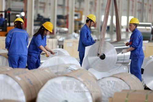 Comercio entre China y ASEAN supera los 416 mil millones de dolares hinh anh 1