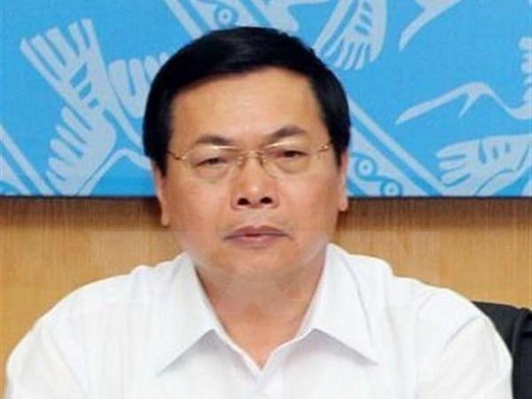 Procesan en Vietnam a Vu Huy Hoang por violaciones graves y provocar perdidas millonarias al Estado hinh anh 1