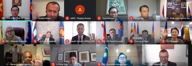 ASEAN y ONU se comprometen a promover asociacion integral hinh anh 1