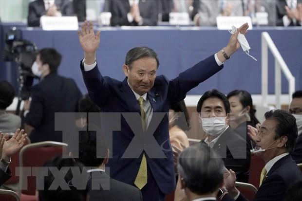 Vietnam envia felicitaciones al nuevo presidente del Partido Liberal Democratico de Japon hinh anh 1