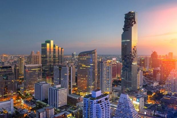 Economia tailandesa se contraera ocho por ciento debido al COVID-19 hinh anh 1
