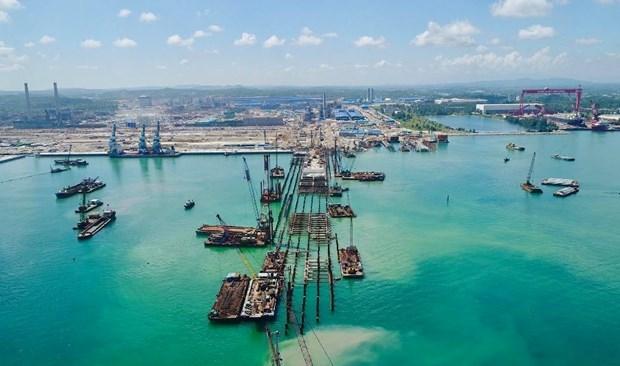 Grupo vietnamita de acero Hoa Phat aumenta rapidamente su participacion en el mercado hinh anh 1