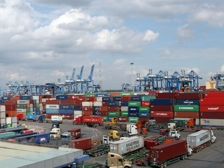 Revisan proyecto de reduccion de congestion en puerto de Cat Lai de Ciudad Ho Chi Minh hinh anh 1