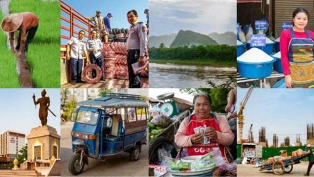 Laos enfrenta mayor disminucion economica desde 1980 hinh anh 1
