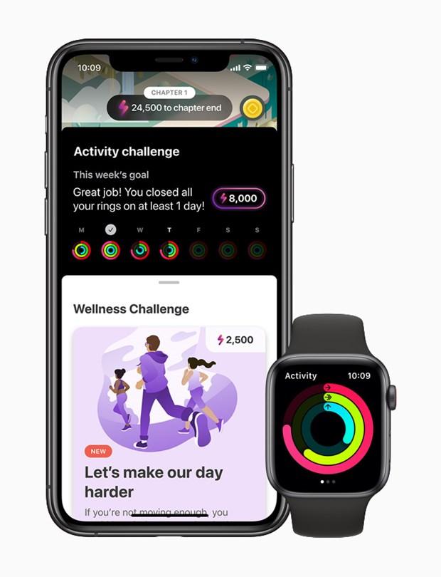 Singapur y Apple se asocian en una iniciativa de salud hinh anh 1
