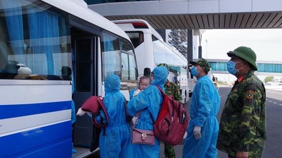 Vietnam lleva dos semanas sin nuevos contagios de coronavirus en la comunidad hinh anh 1