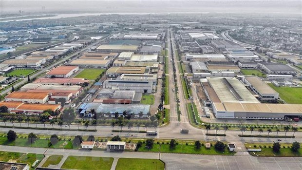 Economia vietnamita crece 1,8 por ciento este ano, segun pronostico del Banco Asiatico hinh anh 1