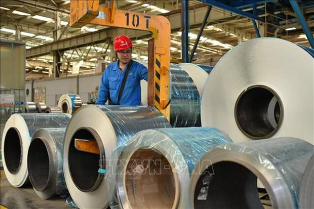 Indonesia aspira ingresar 15 mil millones de dolares en 2021 por exportacion de hierro y acero hinh anh 1