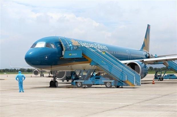 Vietnam reanuda vuelos comerciales con alto nivel de seguridad, dice vocera hinh anh 1