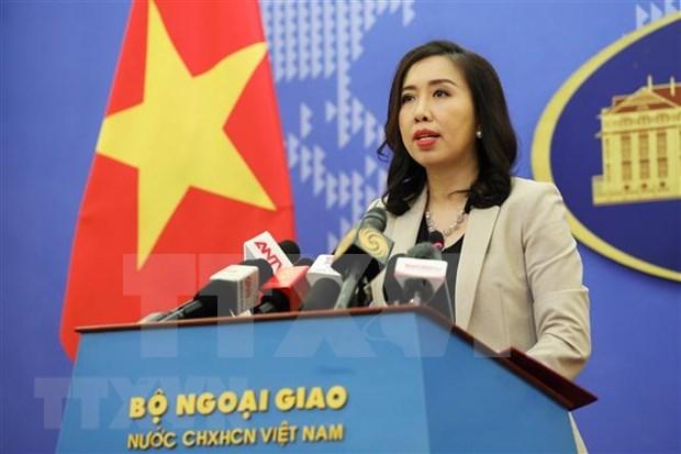 Vietnam dispuesto a compartir sus experiencias de incorporacion al CPTPP con Reino Unido hinh anh 1