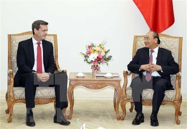 Premier vietnamita pide fortalecer cooperacion con Banco Asiatico del Desarrollo hinh anh 1