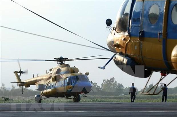 Empresa rusa de helicopteros valora potencial del mercado vietnamita hinh anh 1