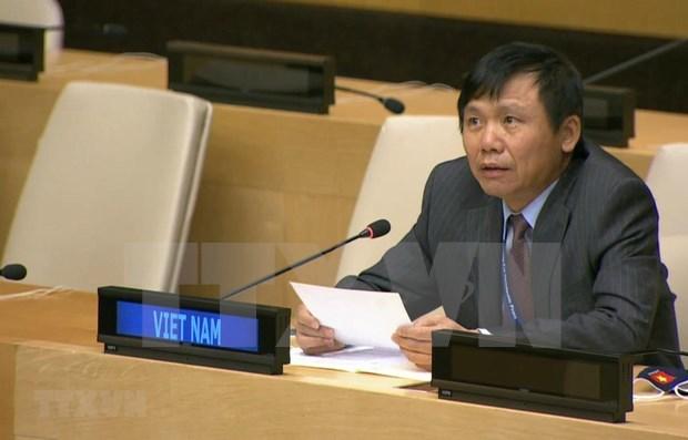 Vietnam aprecia avances de Sudan del Sur en proceso de paz hinh anh 1
