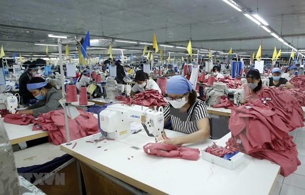 Vietnam buscar solventar barreras de origen a productos textiles en el mercado europeo hinh anh 1