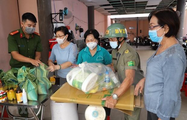 Amplia participacion en programa de proteccion del entorno en Ciudad Ho Chi Minh hinh anh 1