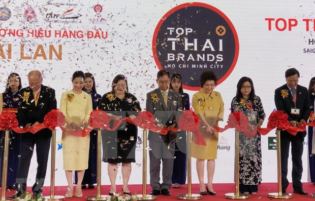 Productos tailandeses aumentan presencia en Vietnam hinh anh 1