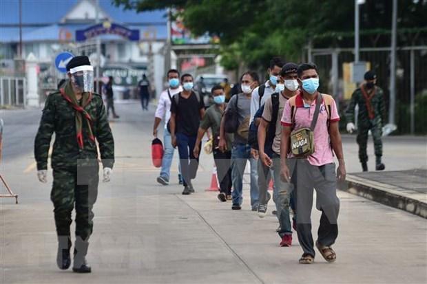Tailandia cierra la frontera con Myanmar hinh anh 1