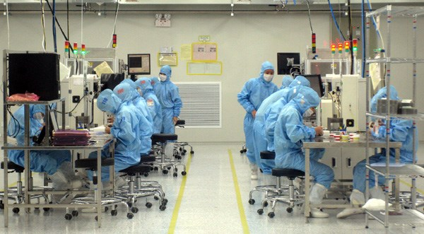 Partron Vina fortalece produccion de componentes electronicos en Vinh Phuc hinh anh 1