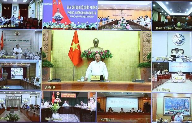 Premier de Vietnam da luz verde a reapertura de vuelos comerciales a Tailandia hinh anh 1