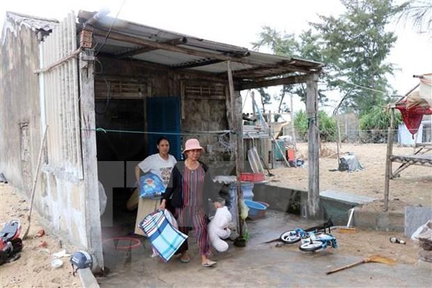 Vietnam preparado ante la llegada del tifon Noul hinh anh 1