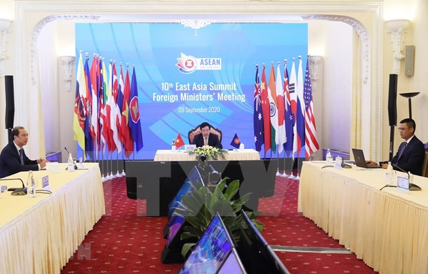 Funcionaria de Nueva Zelanda destaca liderazgo de Vietnam en calidad de presidente de la ASEAN hinh anh 1