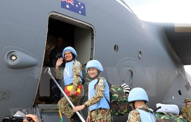 Vietnam: socio fuerte y activo de la ONU hinh anh 1