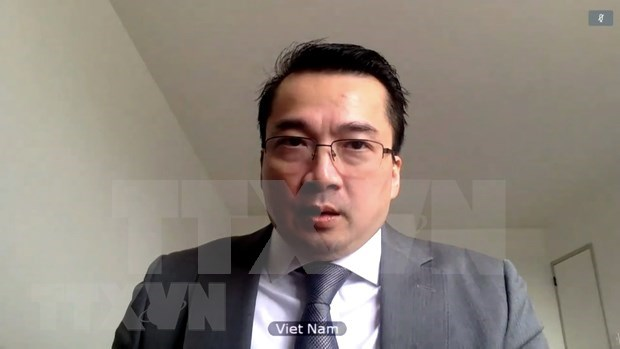 Vietnam apoya negociaciones entre Gobierno sirio y la oposicion hinh anh 1