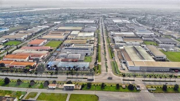 Parques industriales de Vietnam se mantienen atractivos para empresas extranjeras hinh anh 1