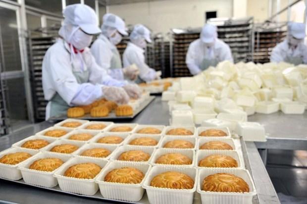 Puertas abiertas al mundo para pasteles vietnamitas de luna hinh anh 1