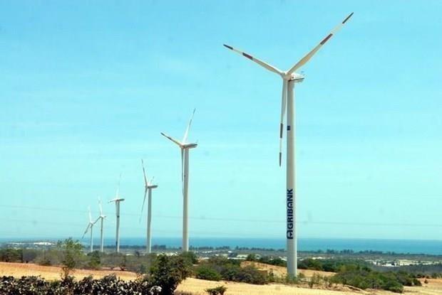 Inician en Vietnam construccion de multimillonario complejo eolico hinh anh 1
