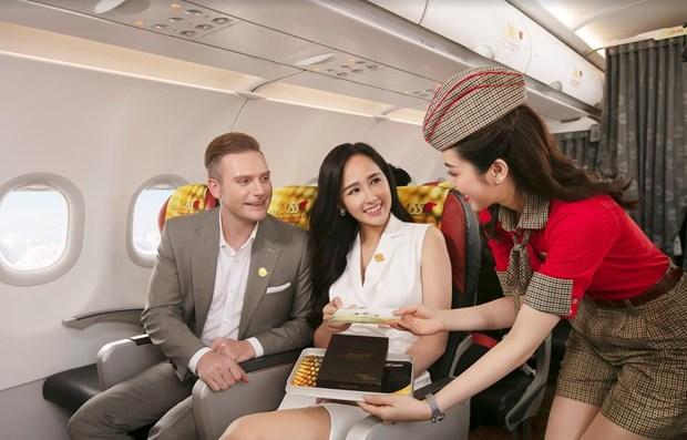 Vietjet lanza nuevas tarifas con descuentos en toda su red de vuelos hinh anh 1