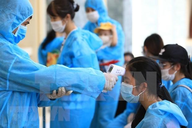 Vietnam cierra domingo sin nuevo caso de COVID-19 hinh anh 1