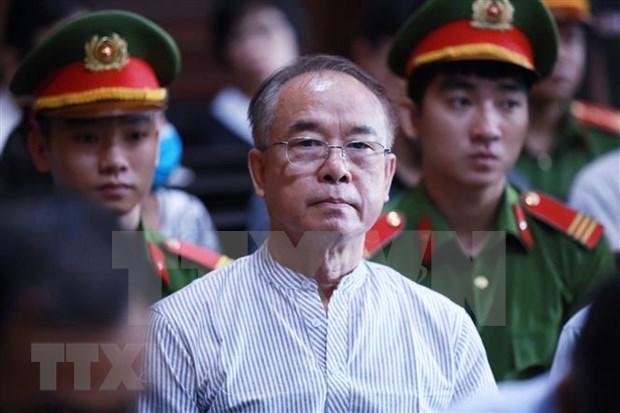 Condenado a prision exvicepresidente de gobierno de Ciudad Ho Chi Minh hinh anh 1