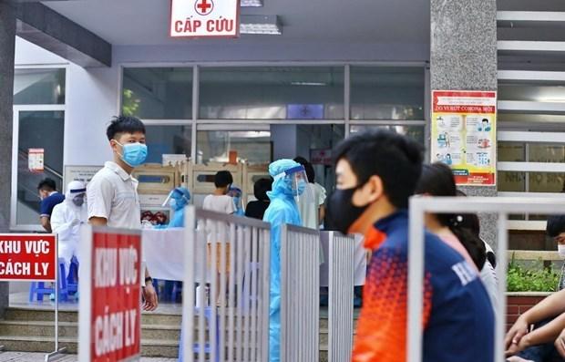 Vietnam: Un paciente recuperado de COVID-19 vuelve a dar positivo hinh anh 1
