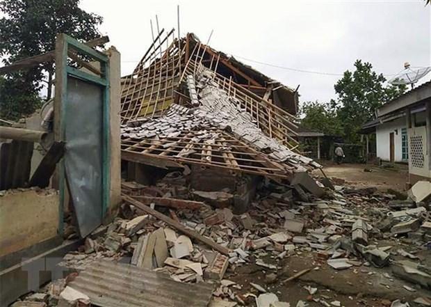 Terremoto de magnitud 6,1 sacude Filipinas hinh anh 1