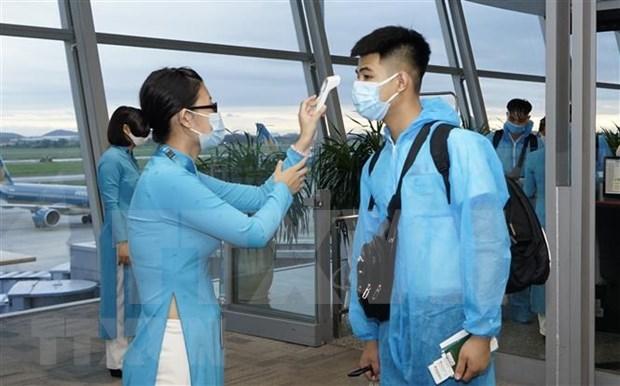 Vietnam sigue libre de nuevos casos de COVID-19 en la comunidad hinh anh 1