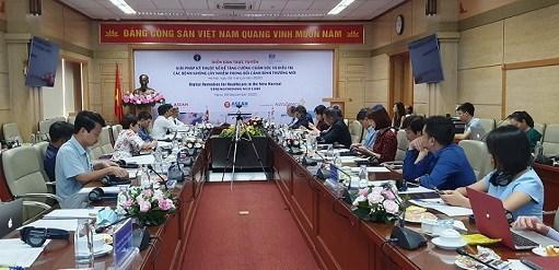 Buscan en Vietnam soluciones digitales para enfermedades no contagiosas hinh anh 1