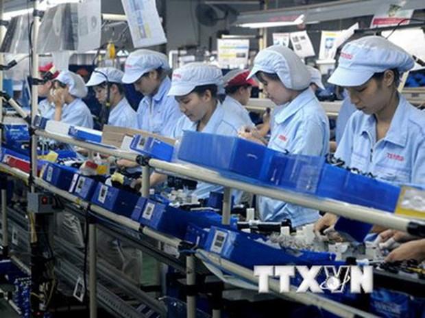 Aumenta comercio entre Vietnam e India en agosto en medio de la pandemia de COVID-19 hinh anh 1