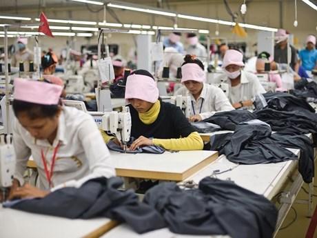 Comercio entre Estados Unidos y Camboya registra notable incremento hinh anh 1
