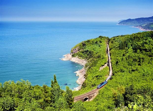 Ferrocarril de Vietnam entre los mas bellos en el mundo hinh anh 1