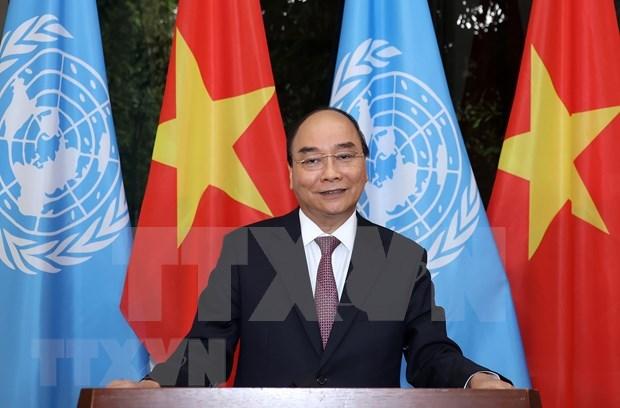 Reafirma Vietnam determinacion de cumplir los Objetivos de Desarrollo Sostenible de ONU hinh anh 1