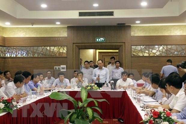 Proponen planes de inversion en la autopista Can Tho-Ca Mau hinh anh 1
