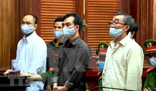Dictan severa sentencia a imputados en actos de terrorismo contra la administracion popular en Vietnam hinh anh 1