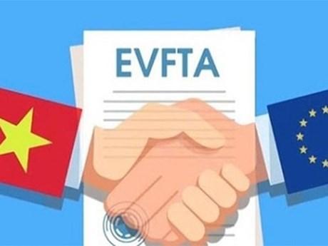 Vietnam establece aranceles preferenciales de exportacion al implementar el EVFTA hinh anh 1