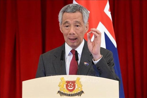 Singapur pide cooperacion para promover la reforma de los sistemas multilaterales hinh anh 1