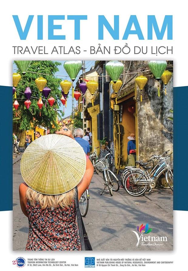 """La publicacion """"Vietnam Travel Atlas 2020"""" busca enriquecer conocimientos de turistas sobre el pais hinh anh 1"""